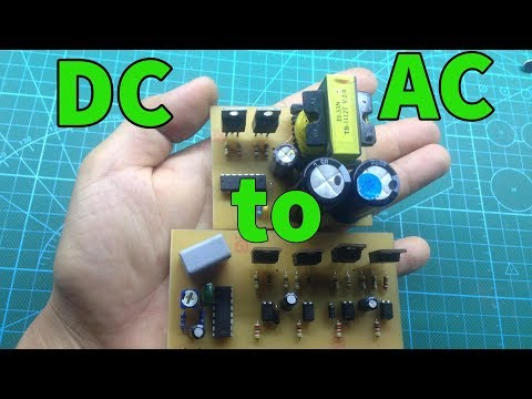 Download Converts 220VDC to 220VAC 600W inverter HD Mp4 3GP Video and MP3