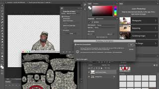 Importing Adobe Fuse models into Photoshop CC