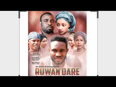 RUWAN DARE 1&2 LATEST HAUSA FILM with Subtitle 2018