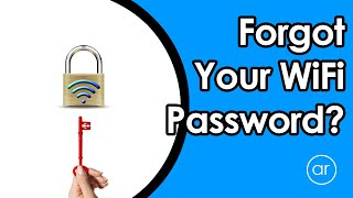 How to Find a Saved WiFi Password in Windows Without Needing a Connection