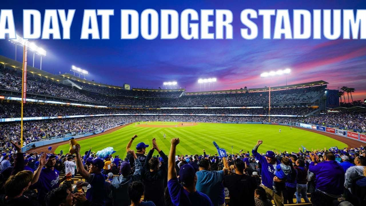 Go See an LA Dodgers Game