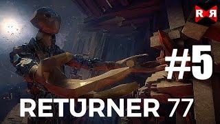 Returner 77 - The Den - FINAL Walkthrough Gameplay