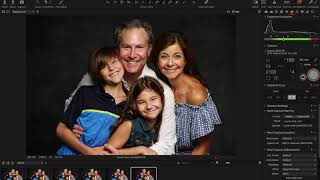Michele Celentano: Wireless Tethering for Family Portraits