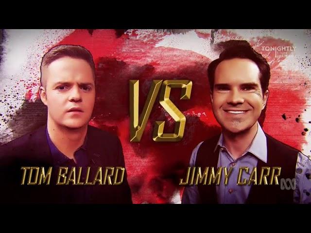 Video Pronunciation of Tom Ballard in English