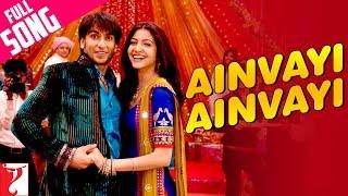Ainvayi Ainvayi - Full Song | Band Baaja Baaraat | Ranveer Singh | Anushka Sharma | Salim | Sunidhi
