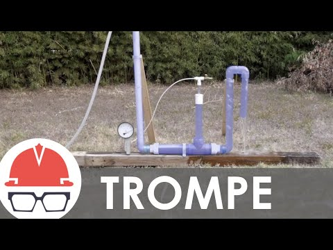 What is a Trompe?