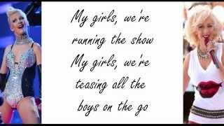 Christina Aguilera - My Girls (Lyrics On Screen)