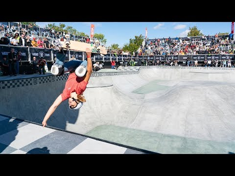 Highlights | Women's Pro Tour Final - Malmö, Sweden | Vans Park Series