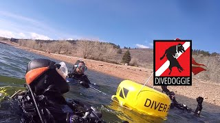 February Horsetooth Dive: Gear