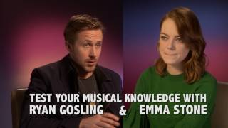 RYAN GOSLING VS EMMA STONE Guess The Musical Quiz