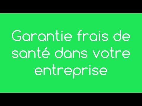 Vidéo sur Garantie frais de santé dans votre entreprise