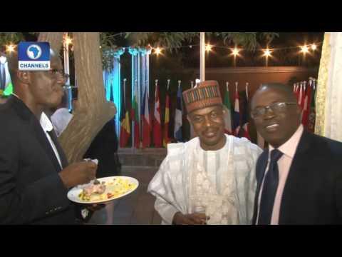 Metrofile: 60th Anniversary Of The European Union Delegation To Nigeria & The ECOWAS
