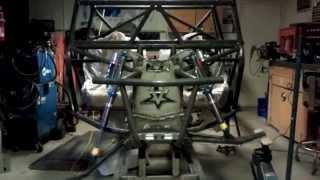 "Custom Hayabusa SXS Build By ""Powder Coat Industries in Palmdale, Ca."""