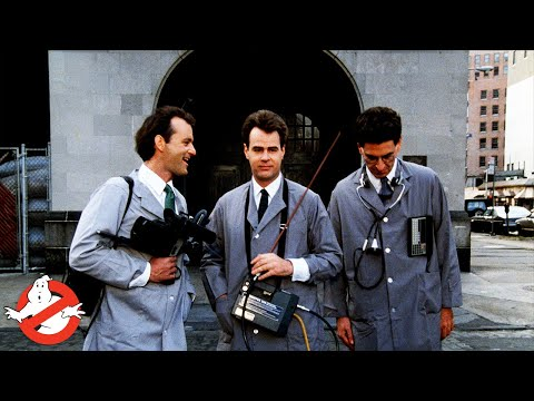 Behind The Scenes Of The Original Ghostbusters Television Commercial