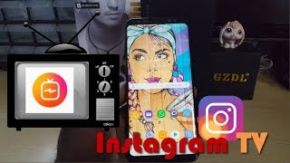 IGTV New Instagram Video feature like YouTube