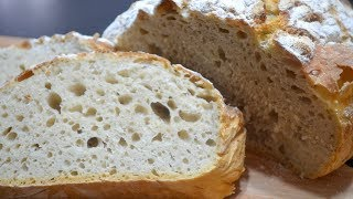מתכון ללחם ביתי בלי מיקסר