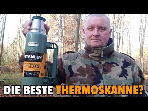 ✔ STANLEY LEGENDARY 1,4 l. Thermoskanne : Die beste Thermoskanne der Welt!?
