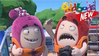 Oddbods Full Episode - Something Fishy - The Oddbods Show Cartoon Full Episodes