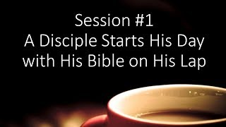 What is a Disciple? Part #1