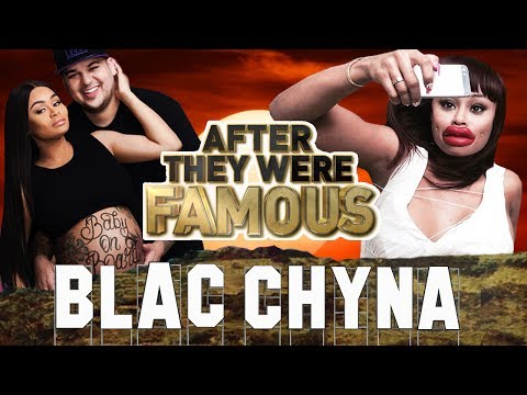 BLAC CHYNA - AFTER They Were Famous - Rob Kardashian DRAMA