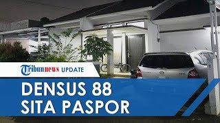Tujuh Paspor Milik Terduga Teroris di Depok Disita Densus 88, Identitas Tiap Paspor Berbeda