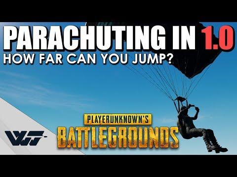 教你如何跳傘 飄移超長距離3公里