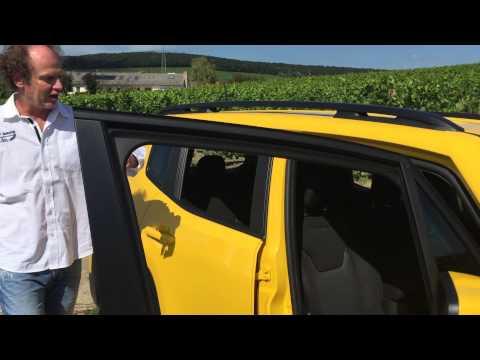 Sightseeing Tour um den Jeep Renegade 1.4l MultiAir mit Doppelkupplungsgetriebe
