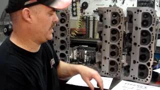 350 CHEVY HEADS BEST AND WORST