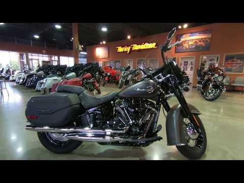 2018 Harley-Davidson Softail Heritage Classic FLHC