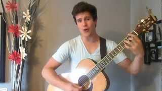 Mack the Knife Glee audition Luke Watters