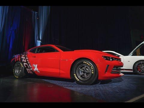 2016 Chevrolet COPO Camaro - 2015 SEMA Show