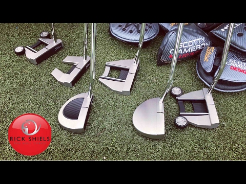 NEW SCOTTY CAMERON FUTURA PUTTER REVIEWS