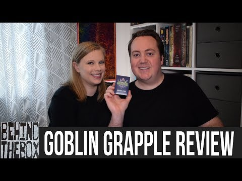 Goblin Grapple - Behind the Box Review
