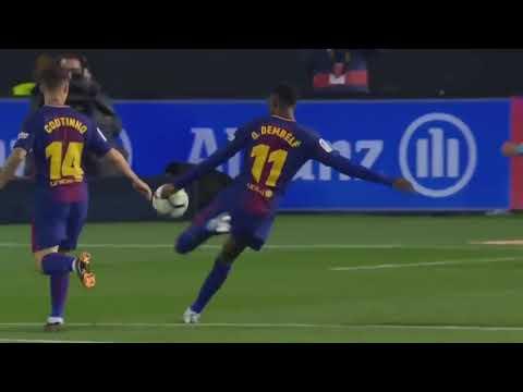 Celta Vigo vs Barcelona 2-2 Highlights 17/04/2018