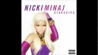 Nicki Minaj- Starships Sped Up