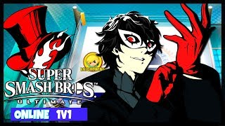 JOKER 1v1 Online Battles  - Super Smash Bros. Ultimate