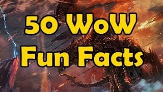 50 Wow fun facts