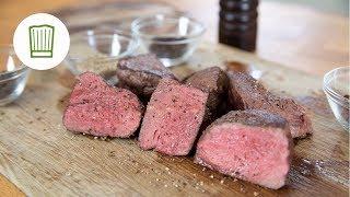 Steak richtig braten - So geht's! | Chefkoch.de