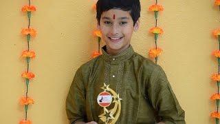 Jishnu playing Malhar Taal at Tabla Niketan