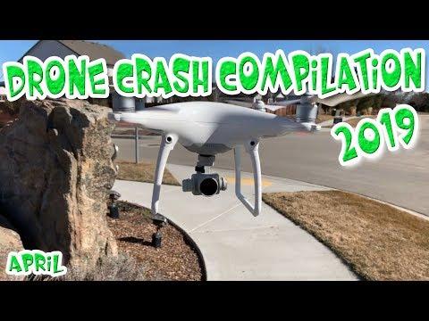 drone-fails-2019-crash-compilation-autel-evo-dji-mavic-pro--april