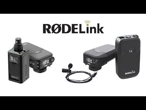 RØDE RØDELink Filmmaker Kit (Mono, Schwarz)