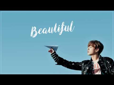 BTS Song Lyrics - Beautiful (Goblin OST) Cover | Jungkook