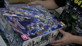 preview picture of video 'Unboxing MG Phenex Unicorn, Neo Plamo, P2'