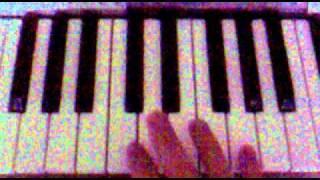 Big Bang Theory -  Soft Kitty Warm Kitty Easy Piano Lesson