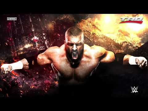 """WWE: Triple H - """"King Of Kings"""" - Official Theme Song 2018"""