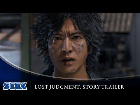 Présentation de l'histoire de Lost Judgment