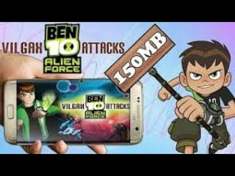 download ben 10 alien force psp highly compressed