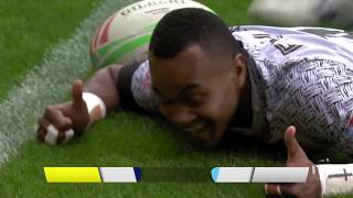 HIGHLIGHTS: Fiji defend their title in London