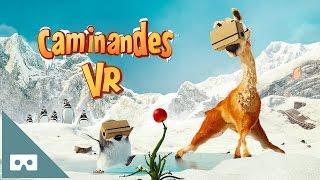 Caminandes VR Demo
