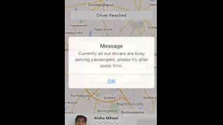 Uber Clone - Roadyo!